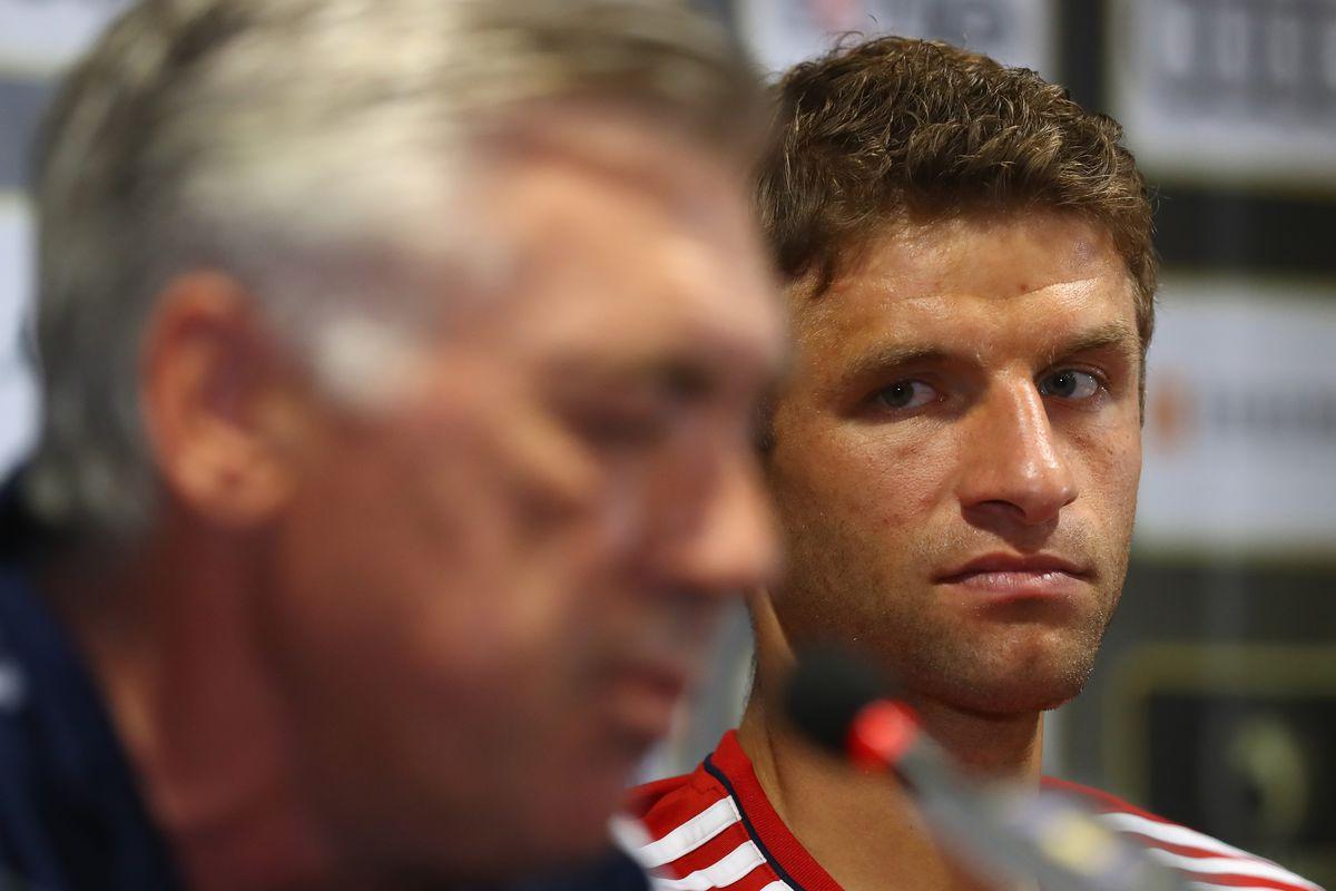 FC Bayern Muenchen Audi Summer Tour - Day 3