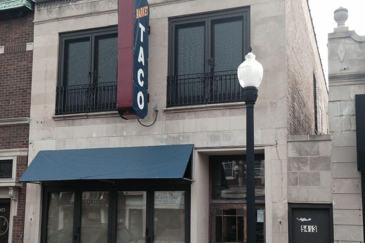 Market Taco, the former Marigold
