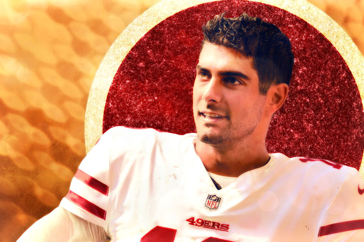 Jimmy Garoppolo Is Ready To Return To Action The Ringer