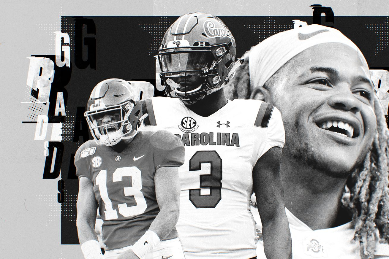 Grades.0 - Our grades for every pick in the 1st round of the 2020 NFL Draft