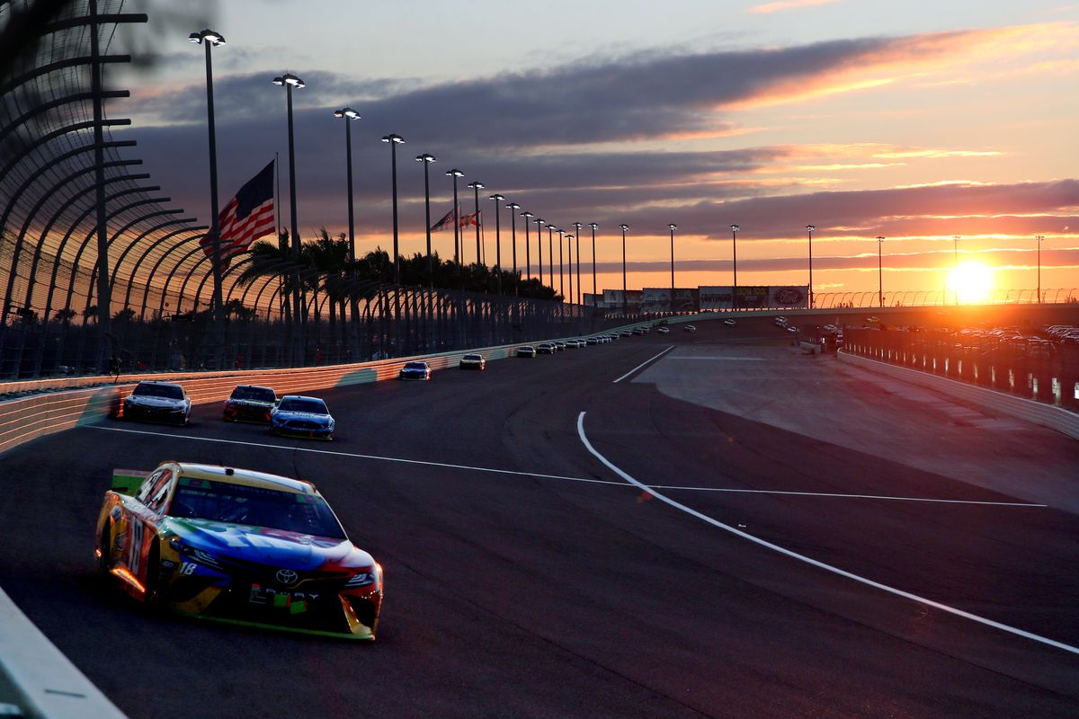 NASCAR: Ford EcoBoost 400