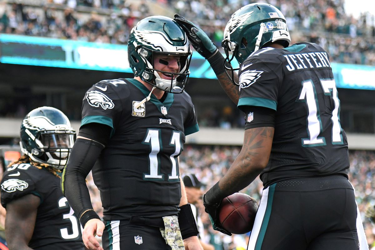 Eagles News  ESPN ranks Philadelphia s offensive weapons as a top 10 ... 0b95f038b