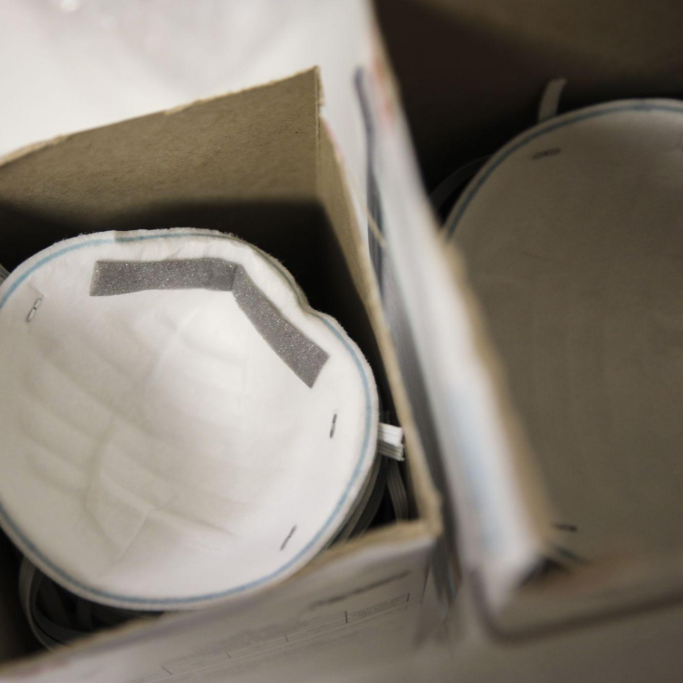Coronavirus Pandemic Leads Amazon To Restrict N95 Mask Sales Vox