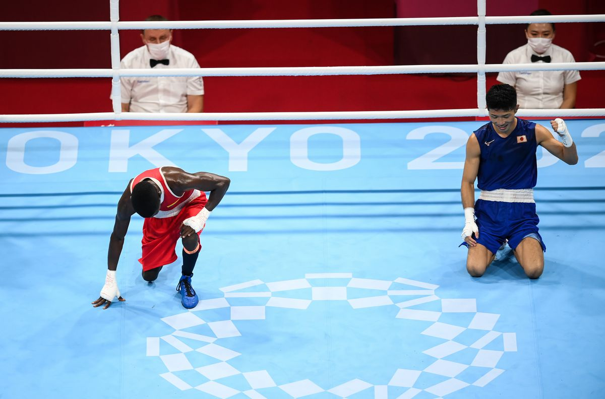 Tokyo 2020 Olympic Games - Day 11 - Boxing