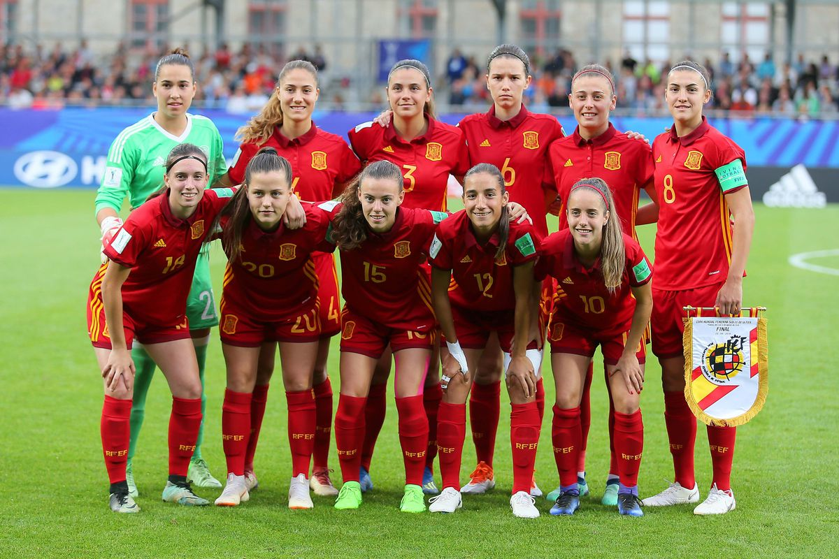 Spain U20 v Japan U20 - Women's World Cup Final