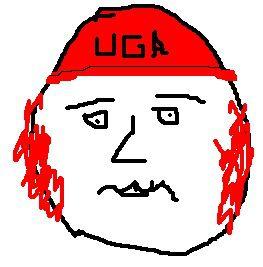UGA Sketch