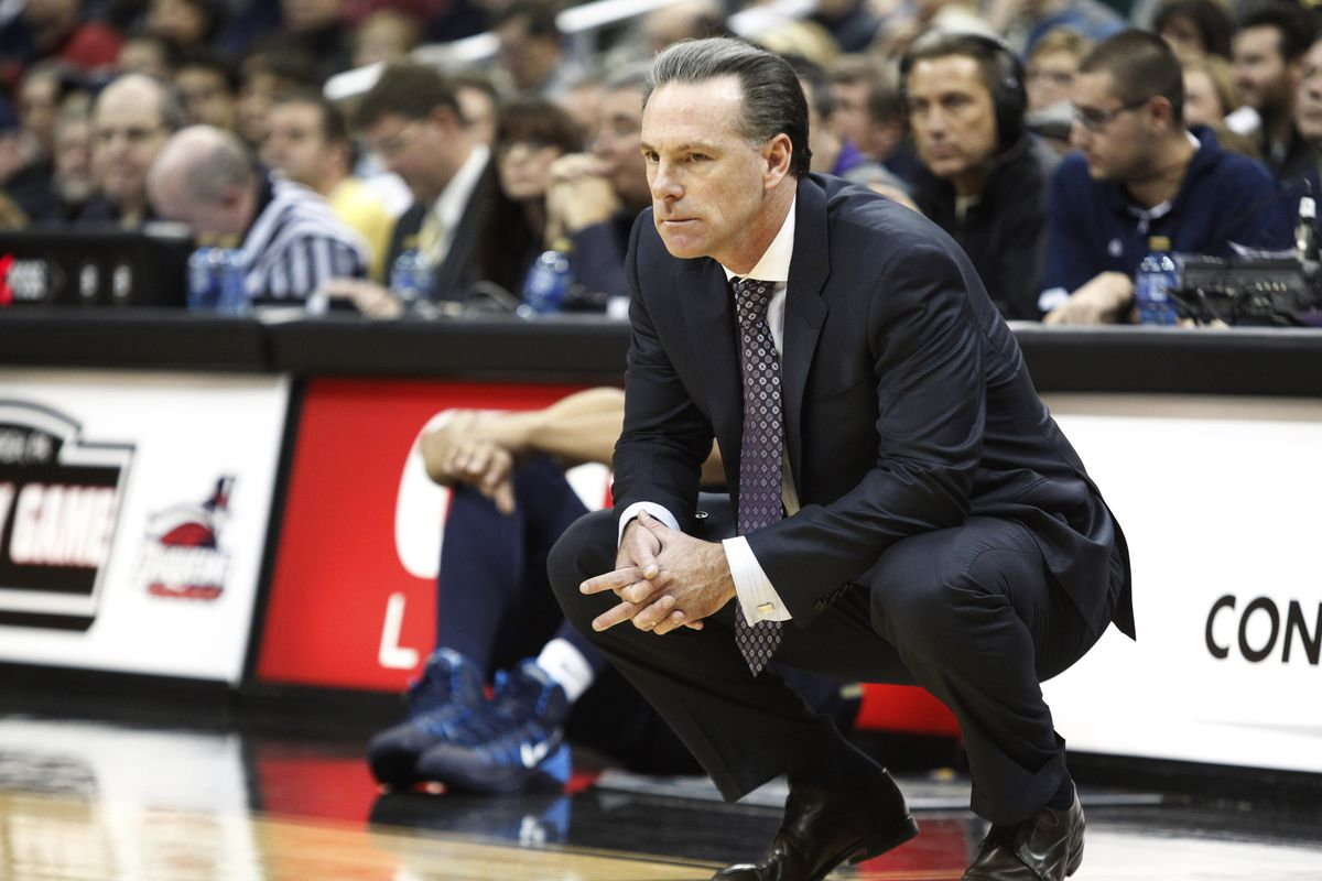 Jamie Dixon's focus will be tested this week