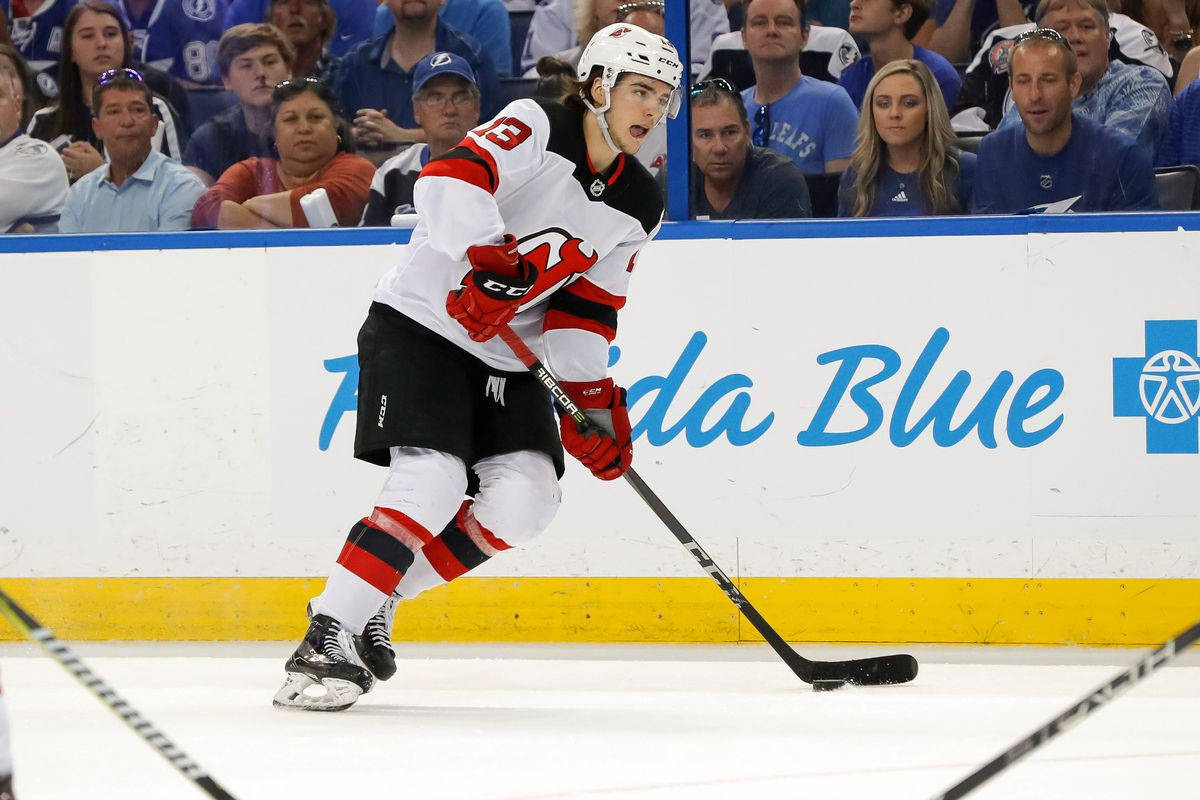 6b7fba474e1 New Jersey Devils Preseason Schedule Released - All About The Jersey