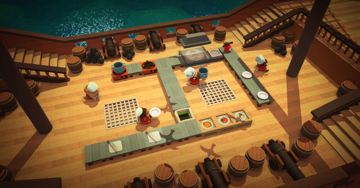 Overcooked going free on Xbox Games With Gold in October