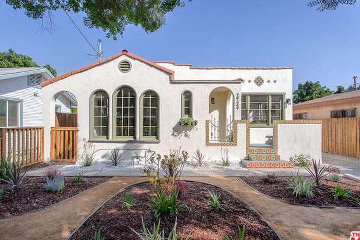 1920s Spanish Flip In Frogtown Asking 749 000 Curbed La