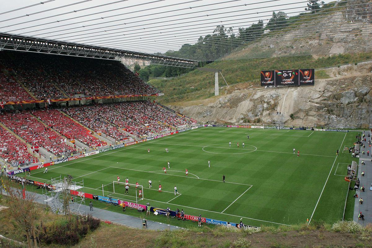 Euro 2004 Bulgaria v Denmark