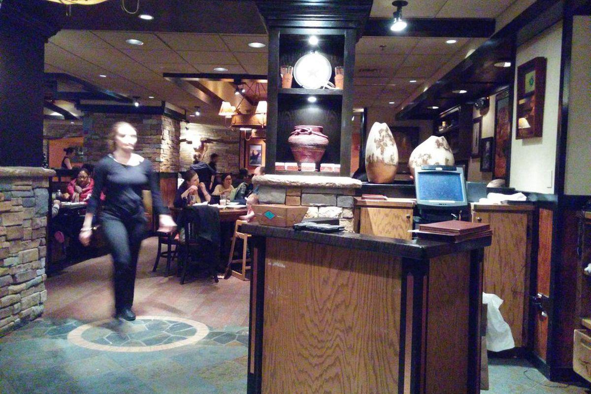 LongHorn Steakhouse Fenway