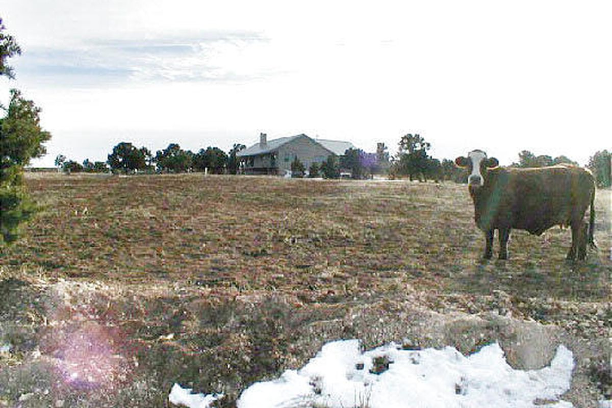 A Delta County Assessor's photograph of a property bought by an FLDS man last year near the town of Crawford, Colo. After authorities raided the YFZ Ranch in Texas, people in this rural town became worried about their neighbors. The man invited the sherif