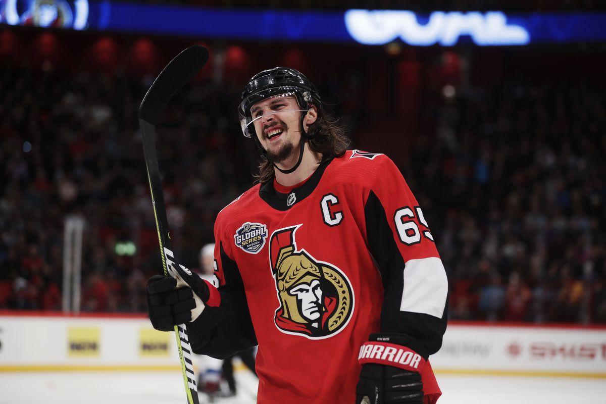 2017 SAP NHL Global Series - Colorado Avalanche v Ottawa Senators