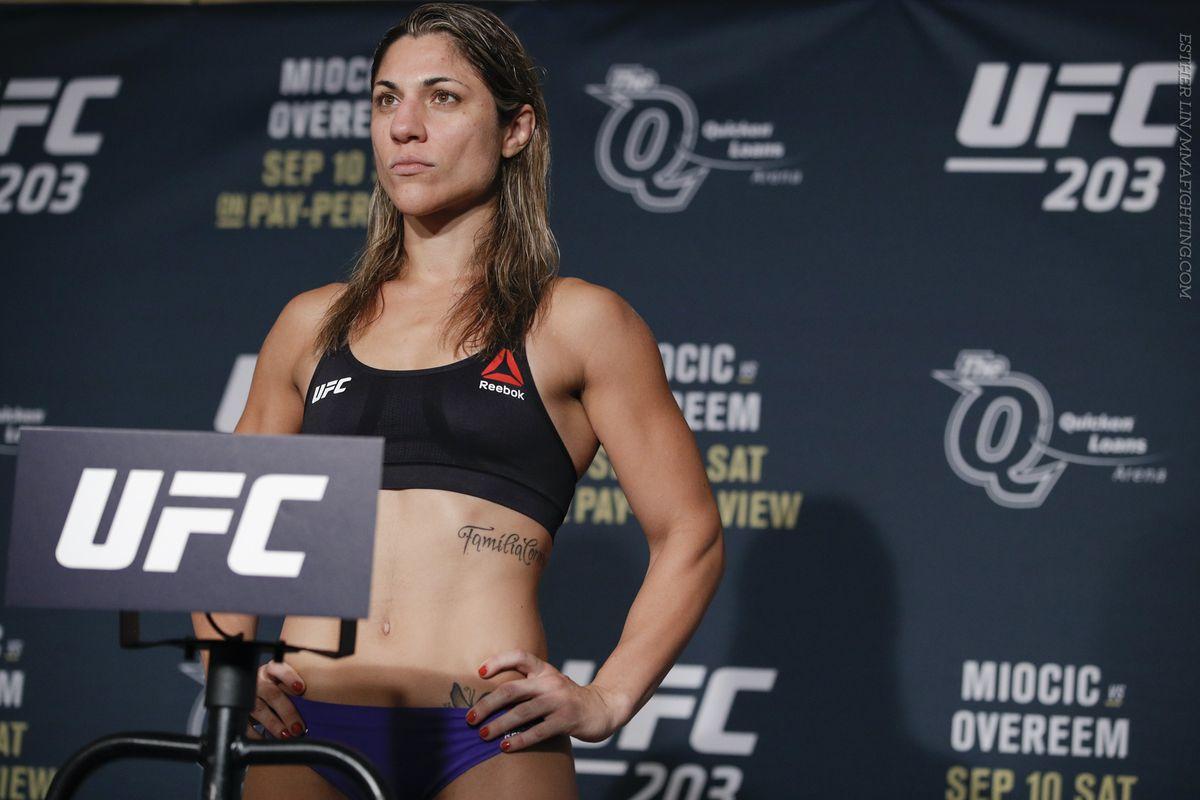 UFC 203 Weigh-In Photos