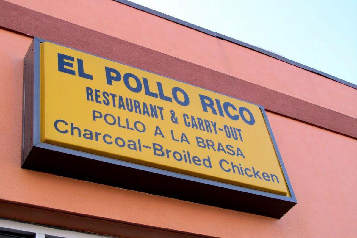 El Pollo Rico