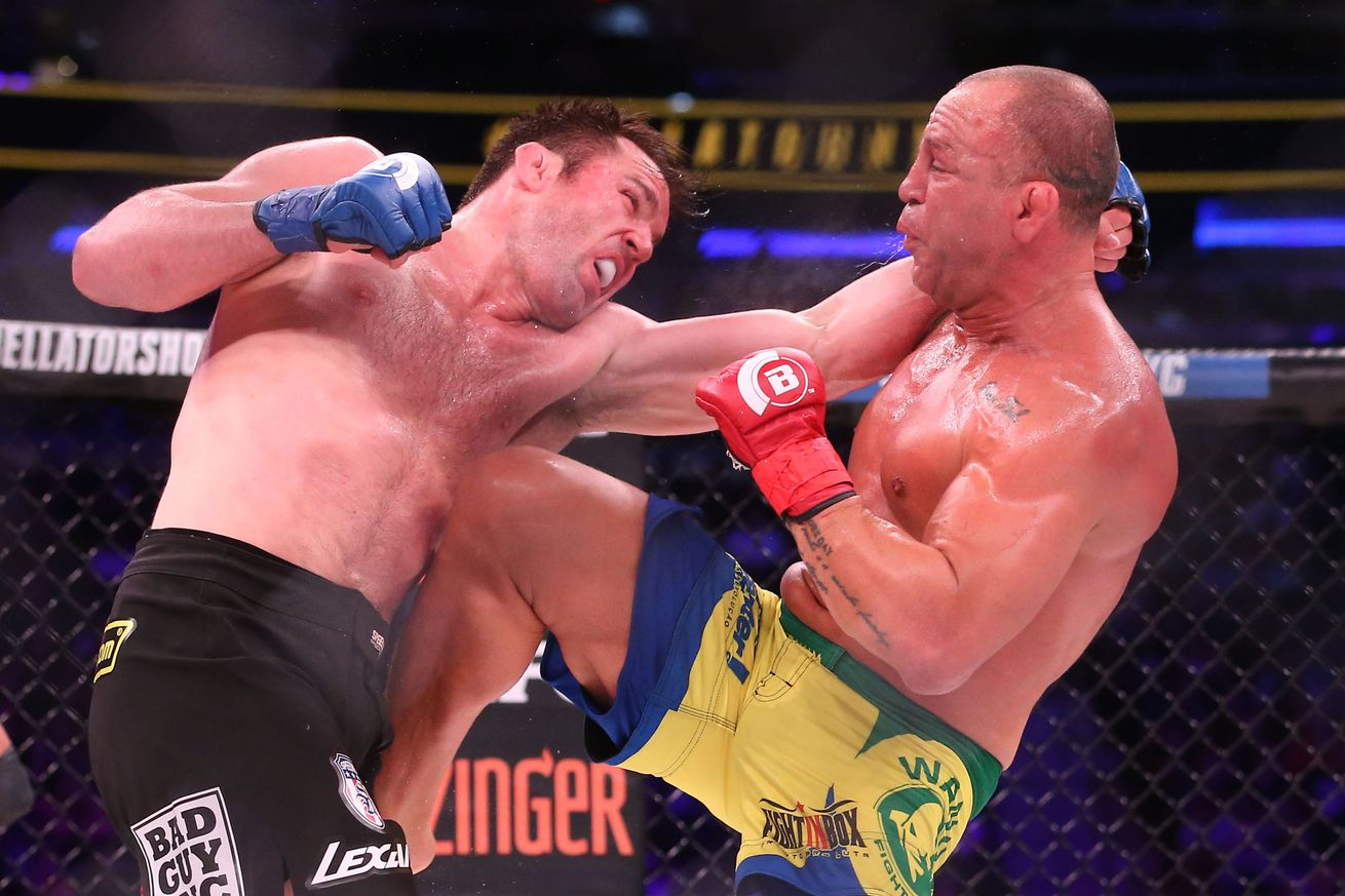 Wanderlei Silva releases statement on loss to Chael Sonnen at Bellator: NYC