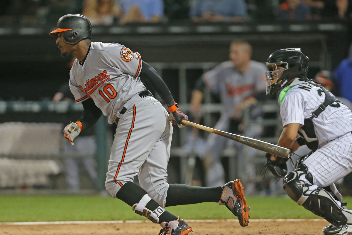 MLB: Baltimore Orioles at Chicago White Sox