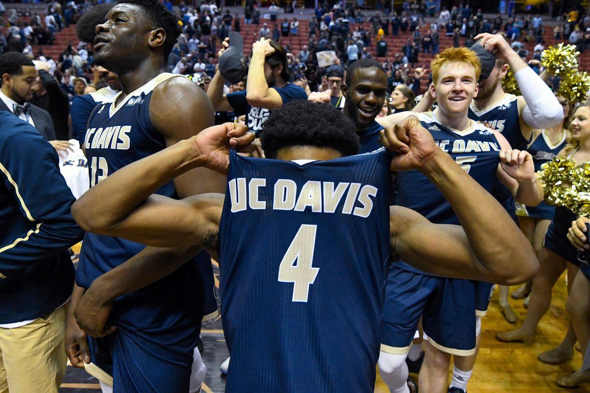NCAA Basketball: Big West Conference Tournament-UC Davis vs UC Irvine