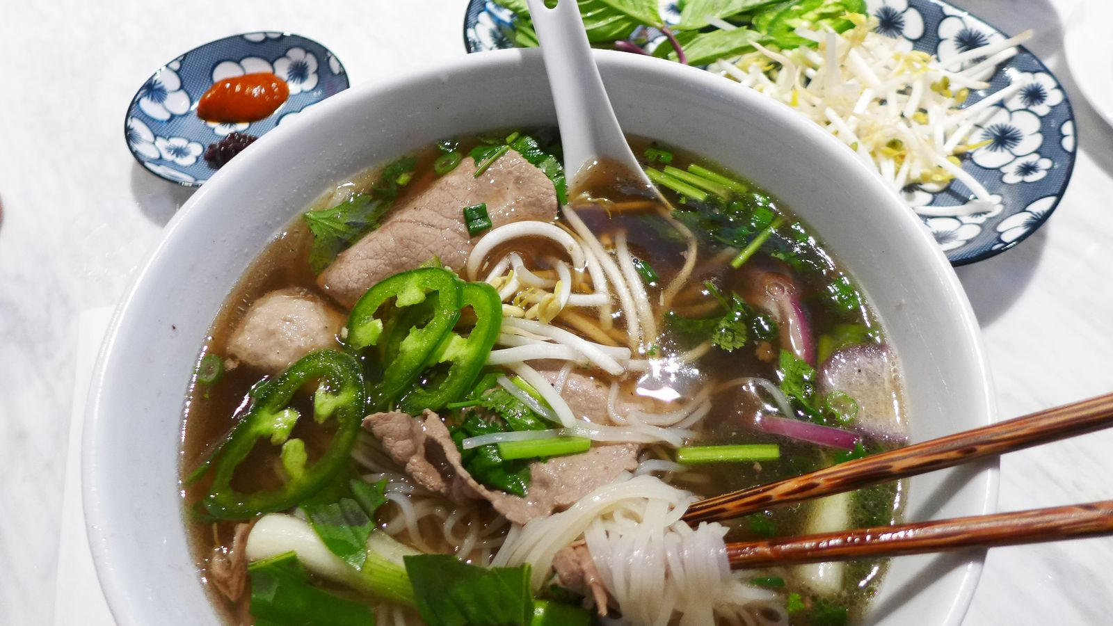 Pho vs. Pho at Hanoi House and Madame Vo in the East Village
