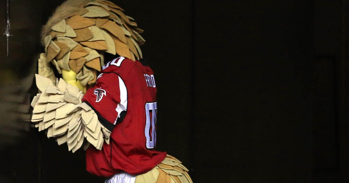 Dan Quinn announces Freddie Falcon placed on injured reserve, will miss remainder of 2018