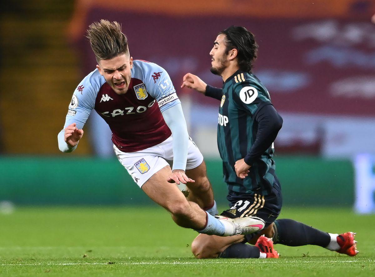 Aston Villa v Leeds United - Premier League