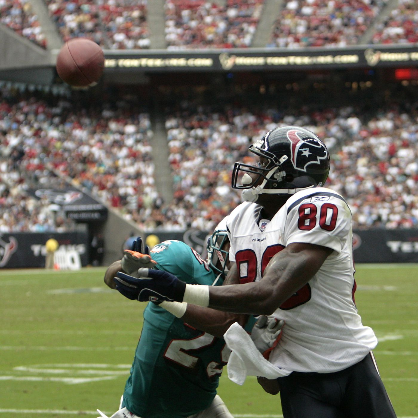 Andre Johnson Impressed With Texans  Wide Receivers - Battle Red Blog a0aa606f0
