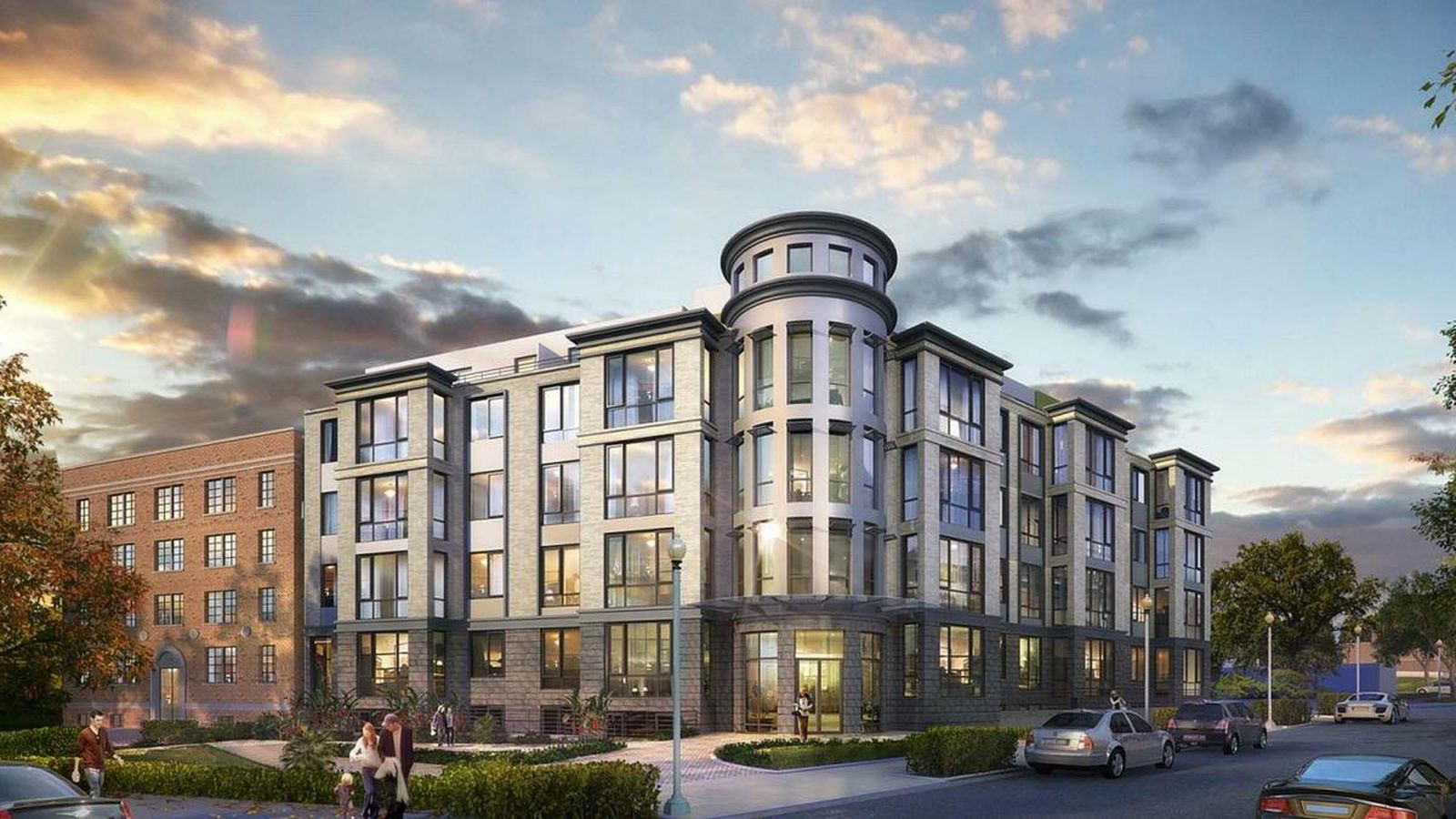 New Barracks Row Project Plans 46 Apartments Curbed Dc