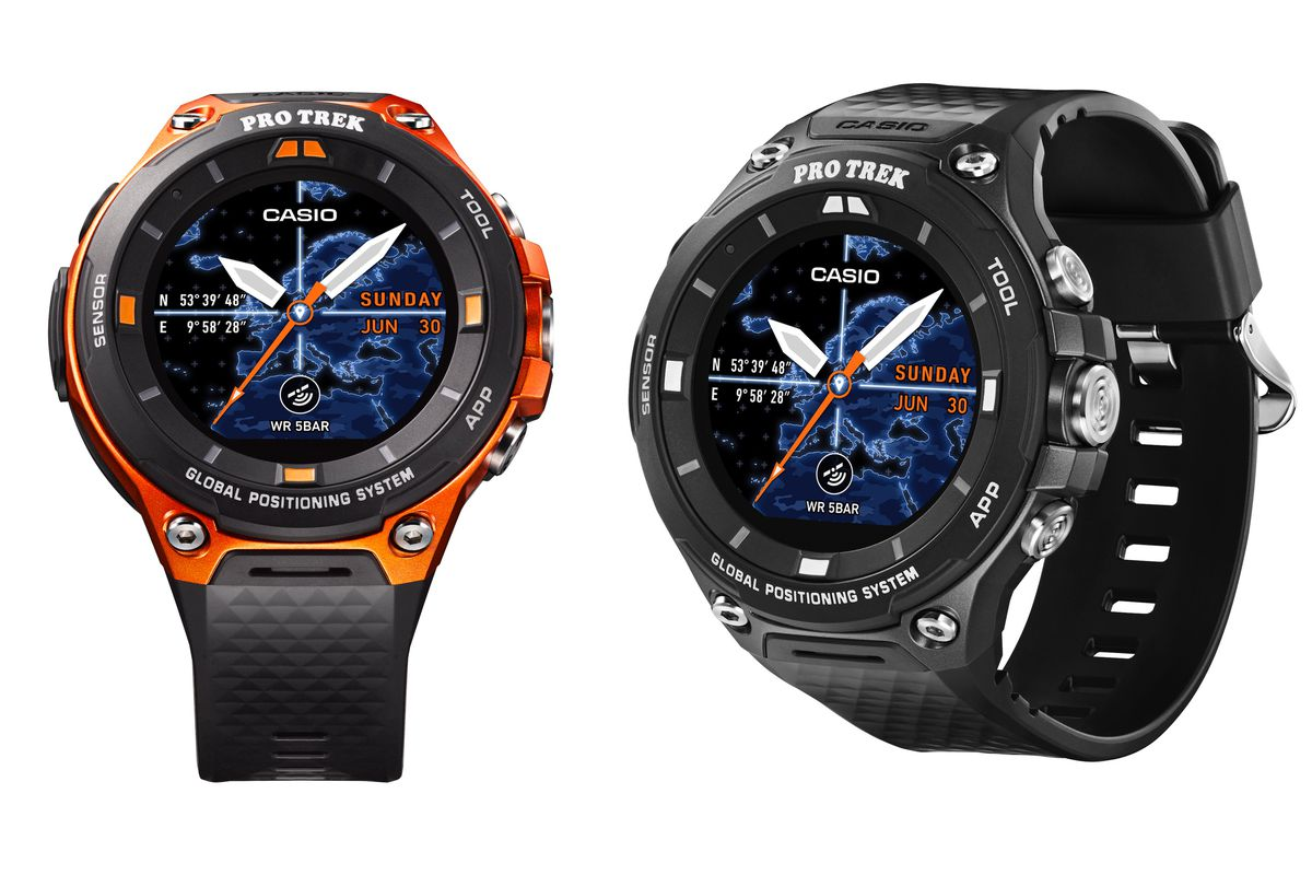 a8a23a49342 Casio s new outdoor smartwatch adds GPS