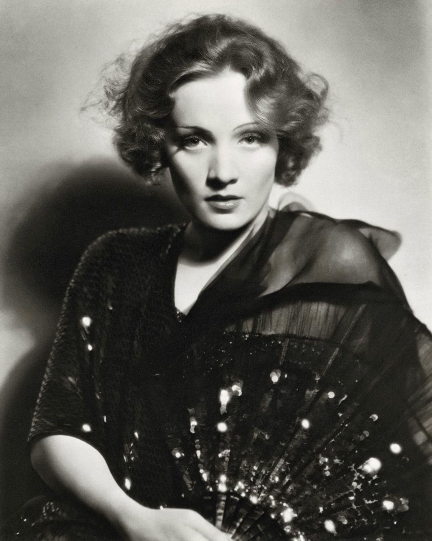 Still of Marlene Dietrich