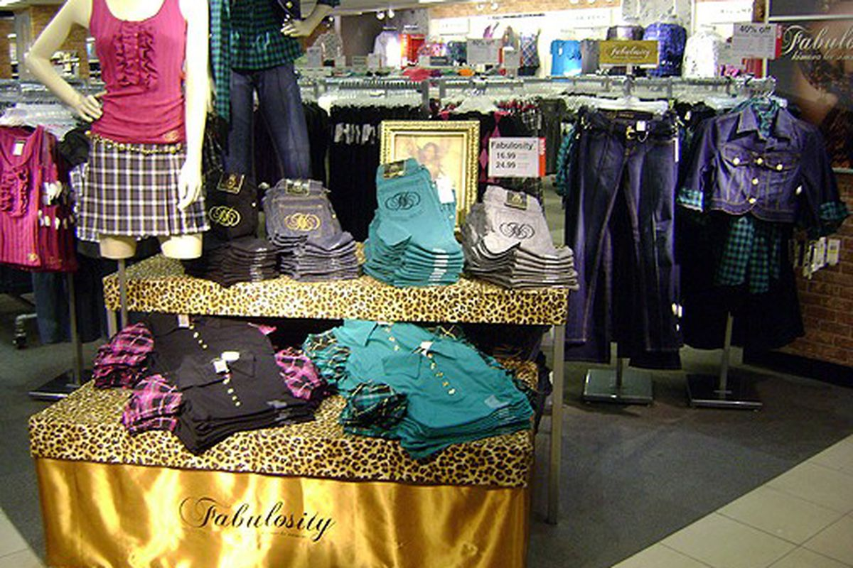 Fabulosity by Kimora Lee Simmons at JC Penney