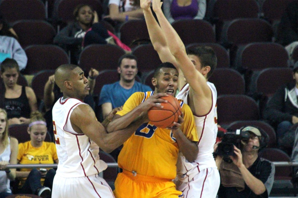 USC got the defensive stops it needed down the stretch.