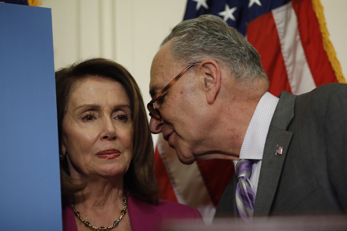 Special Educators Head To Capitol Hill >> Schumer Pelosi Unveil Plan For Teacher Raises By Rolling Back