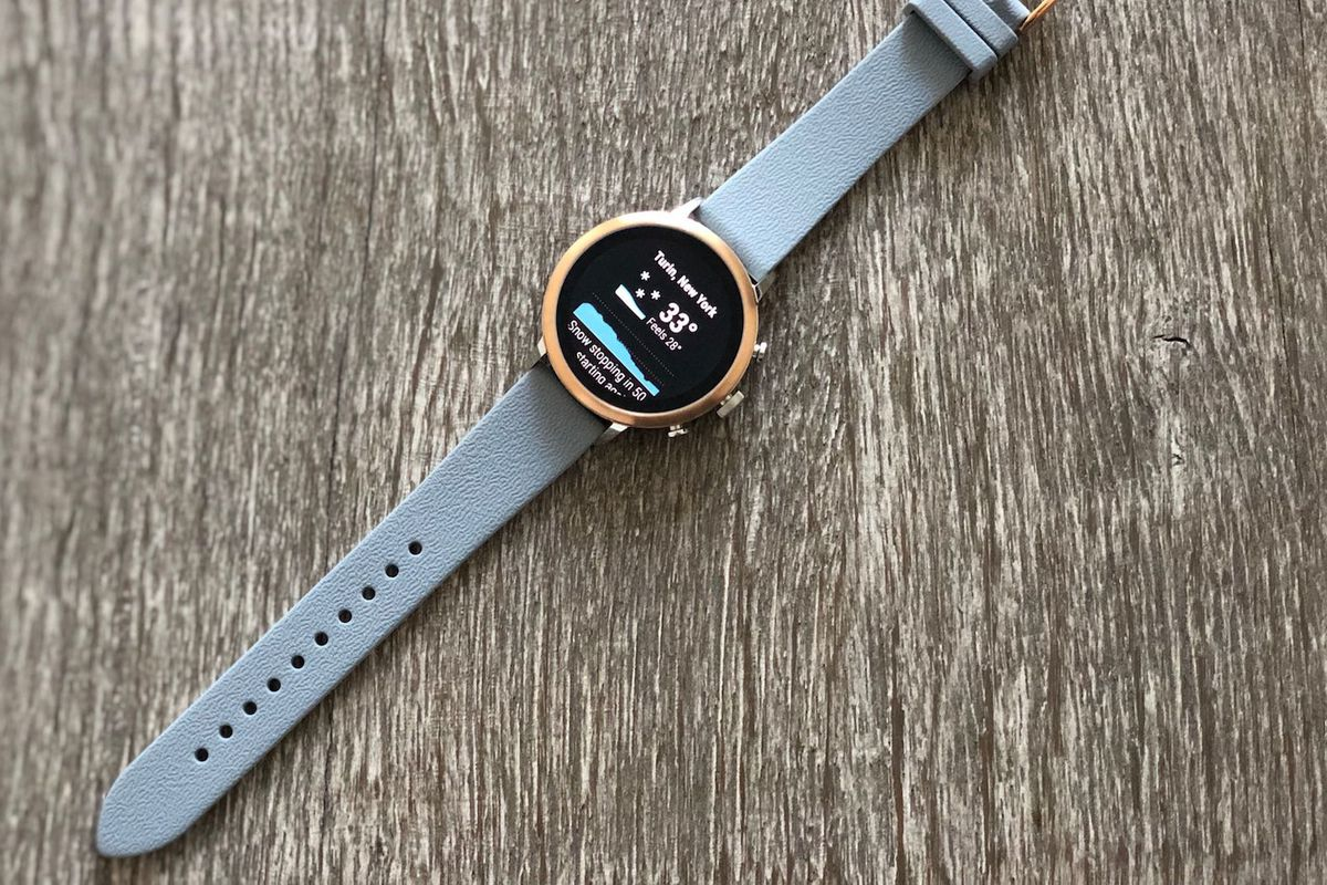 Wear OS gets a Dark Sky app that will surely save the