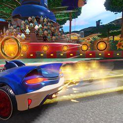 <em>Team Sonic Racing</em>