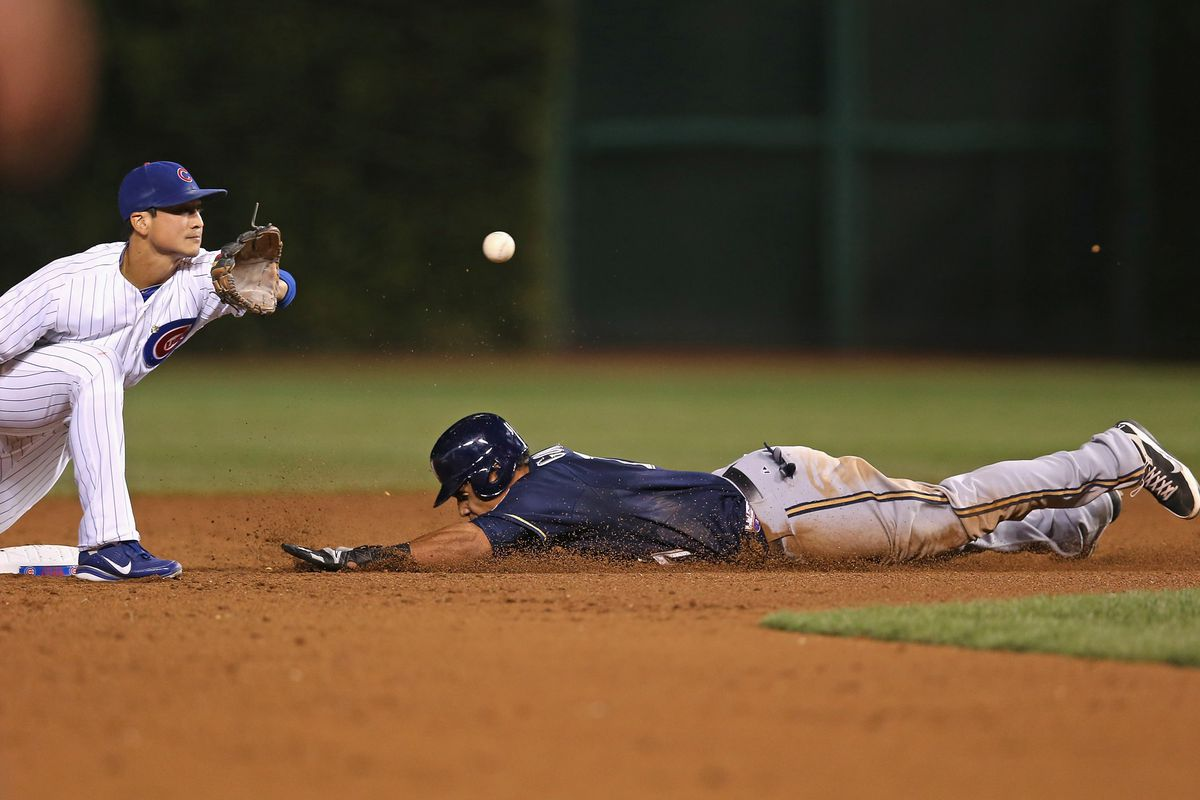 Is he belly flopping or sliding?