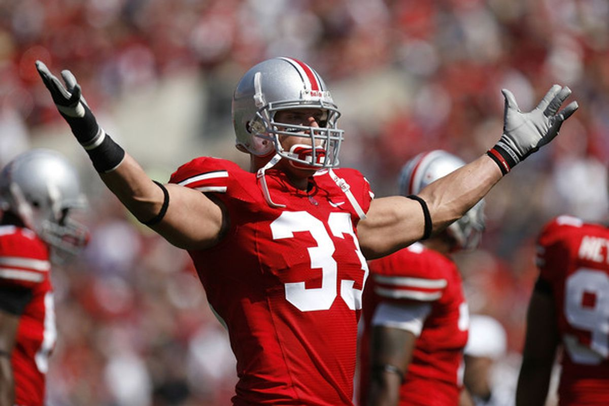James Laurinaitis had many stellar games versus Ohio State's non-conference opponents.