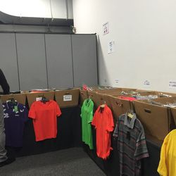 Men's t-shirts and polos