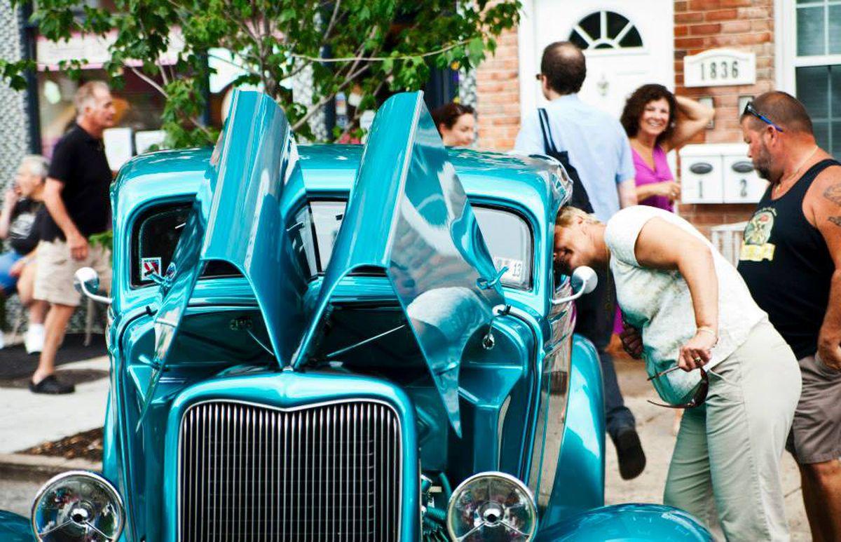 Passyunk Ave Car Show