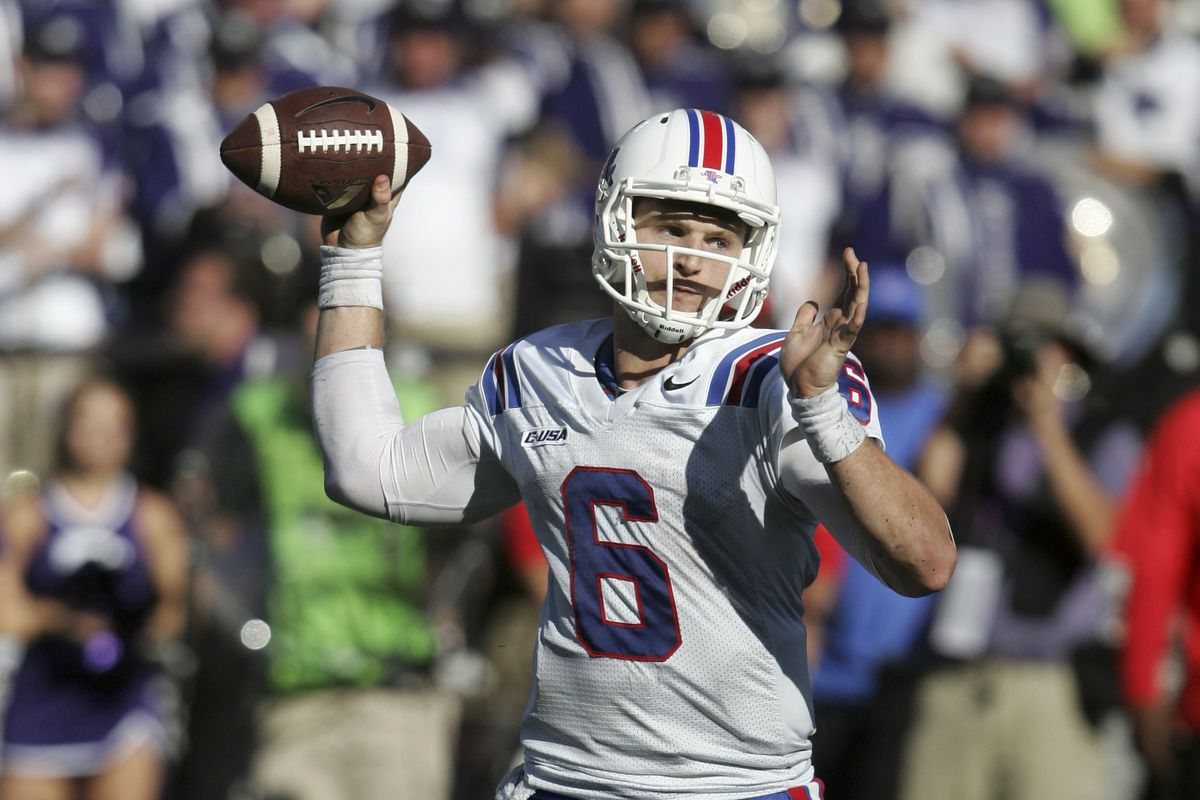 Jeff Driskel had 290 yards and 2 touchdowns against ULL.