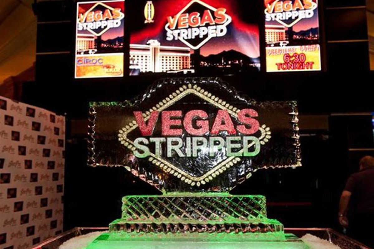 Vegas Stripped, the show that goes behind the scenes of the South Point.