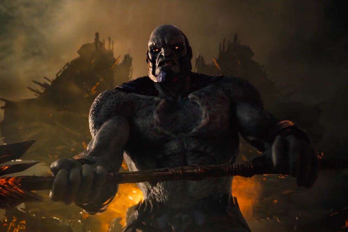 A still of Darkseid from Justice League The Snyder Cut