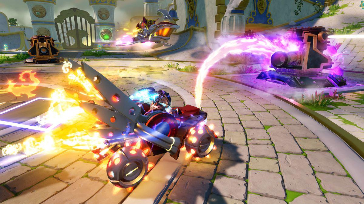 Skylanders SuperChargers screenshots