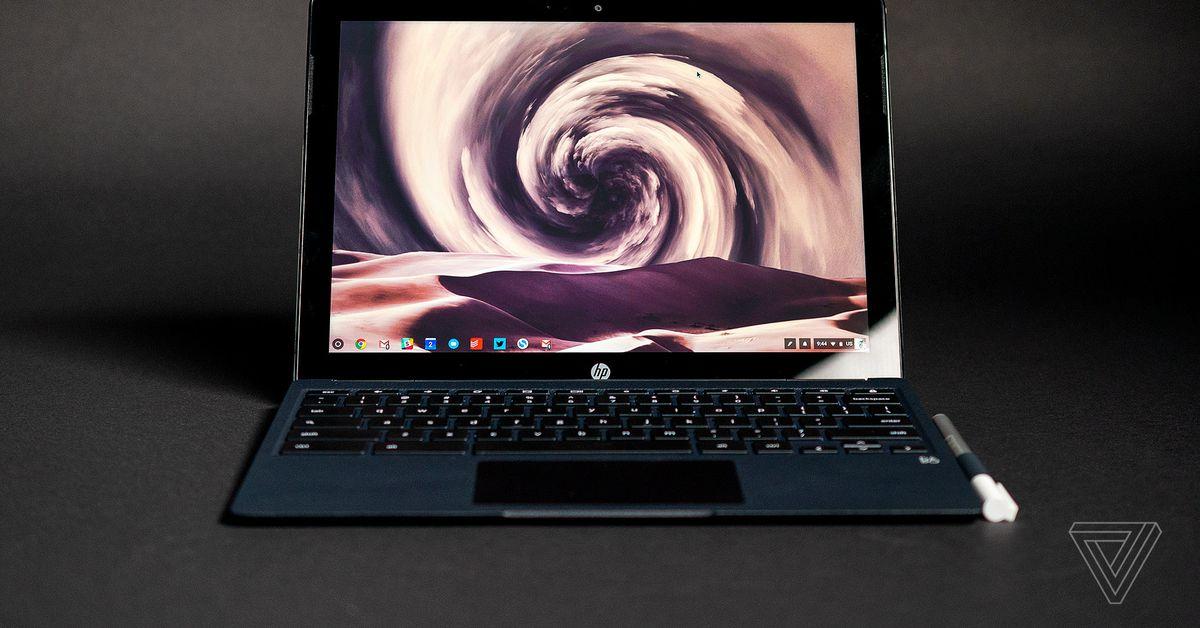 HP Chromebook x2 review: semi-pro