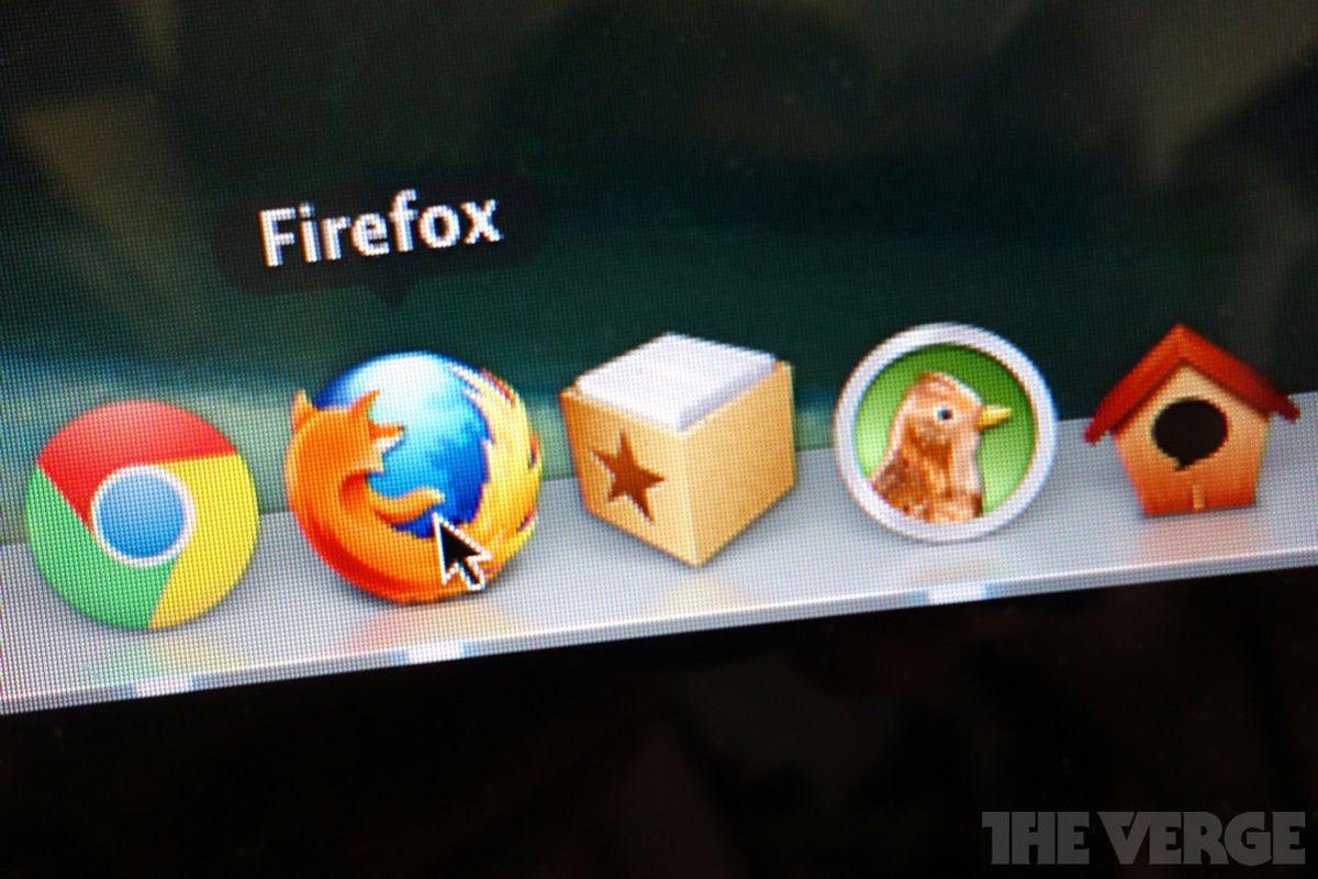 firefox icon logo stock