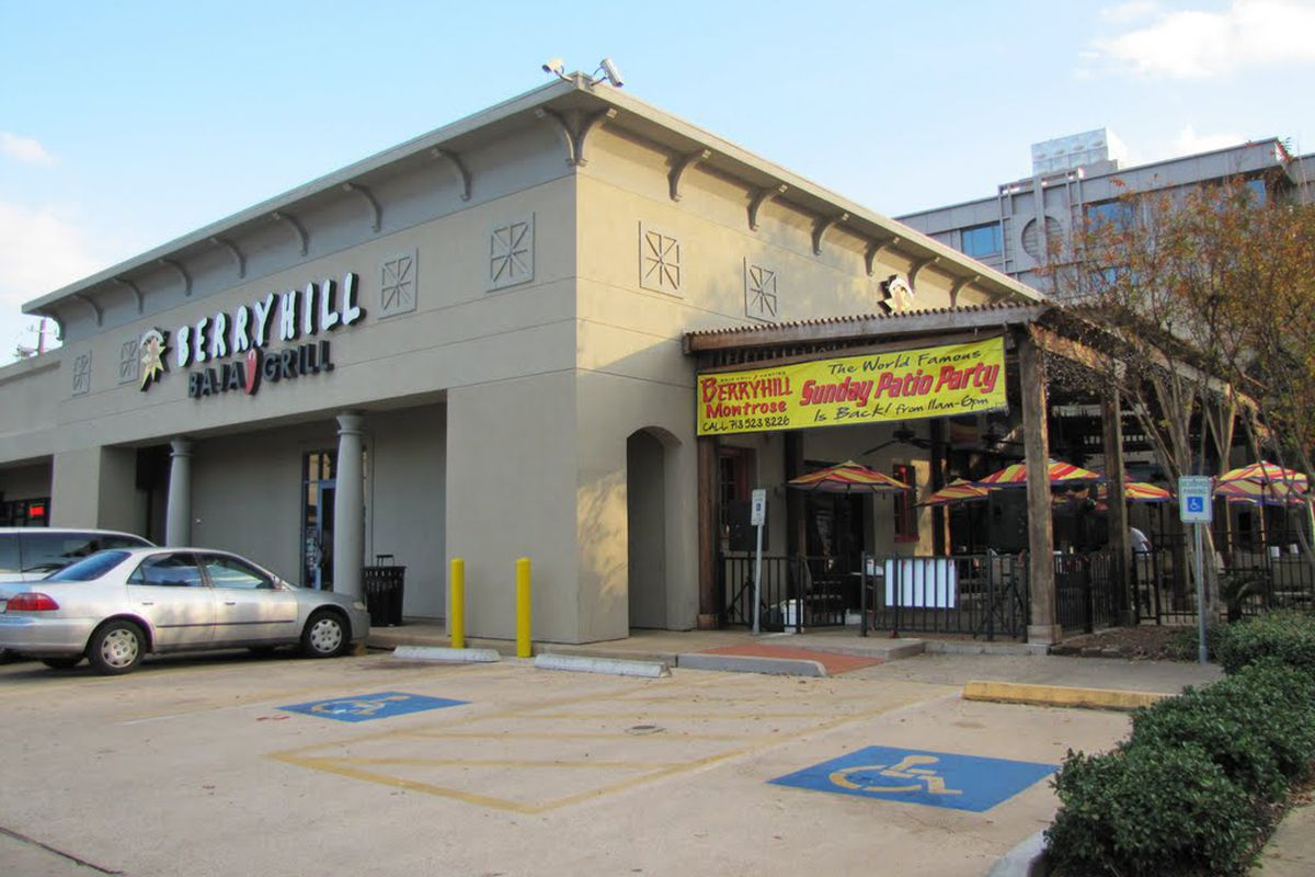 So long to Berryhill Baja Grill in Montrose.