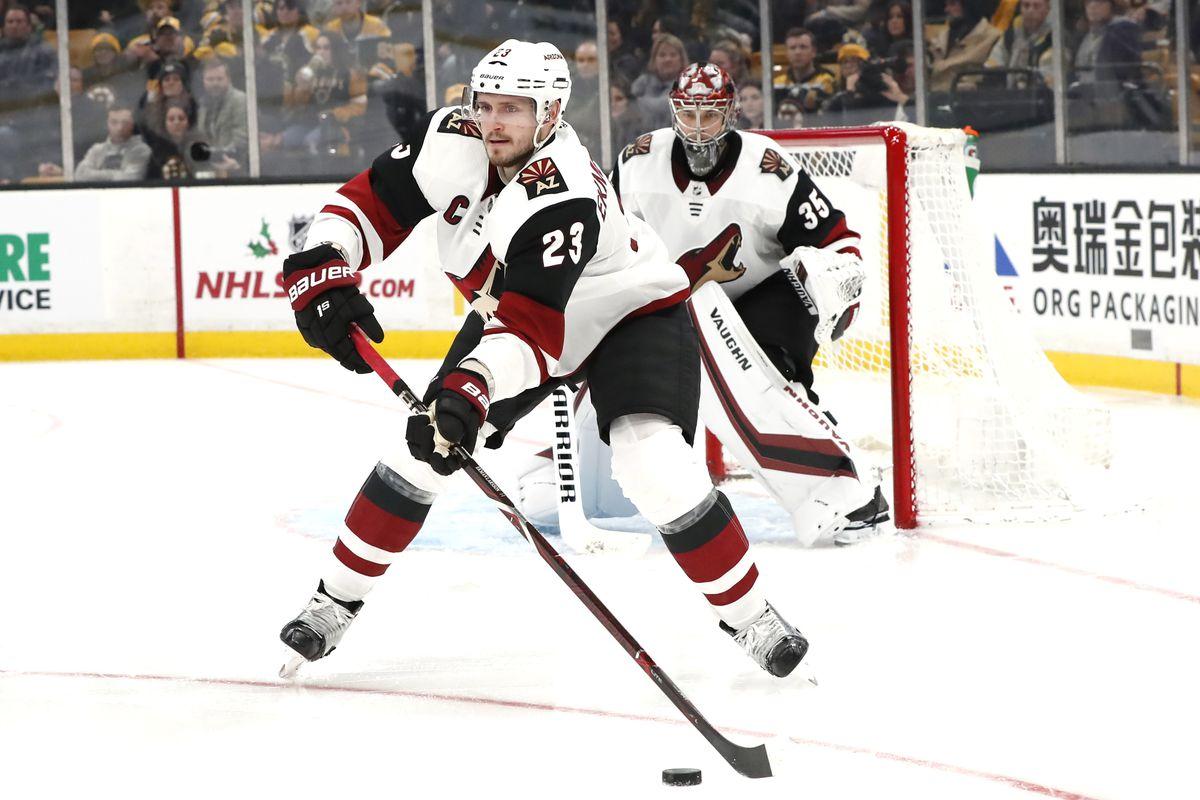 NHL: DEC 11 Coyotes at Bruins