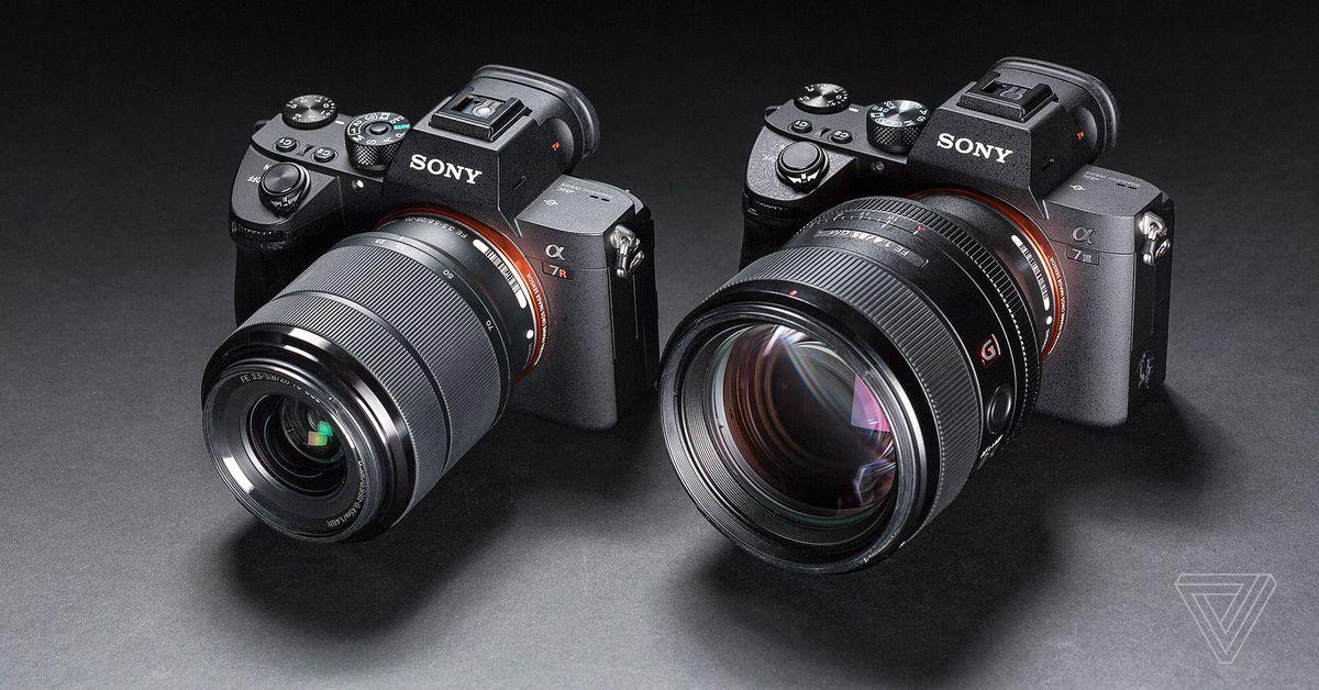 Sony Full Frame Dslr
