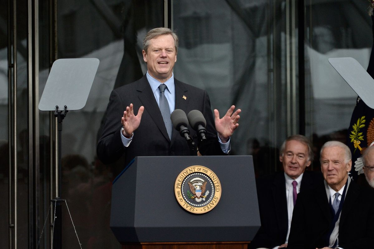 Edward M. Kennedy Institute For The US Senate Dedication With President Obama