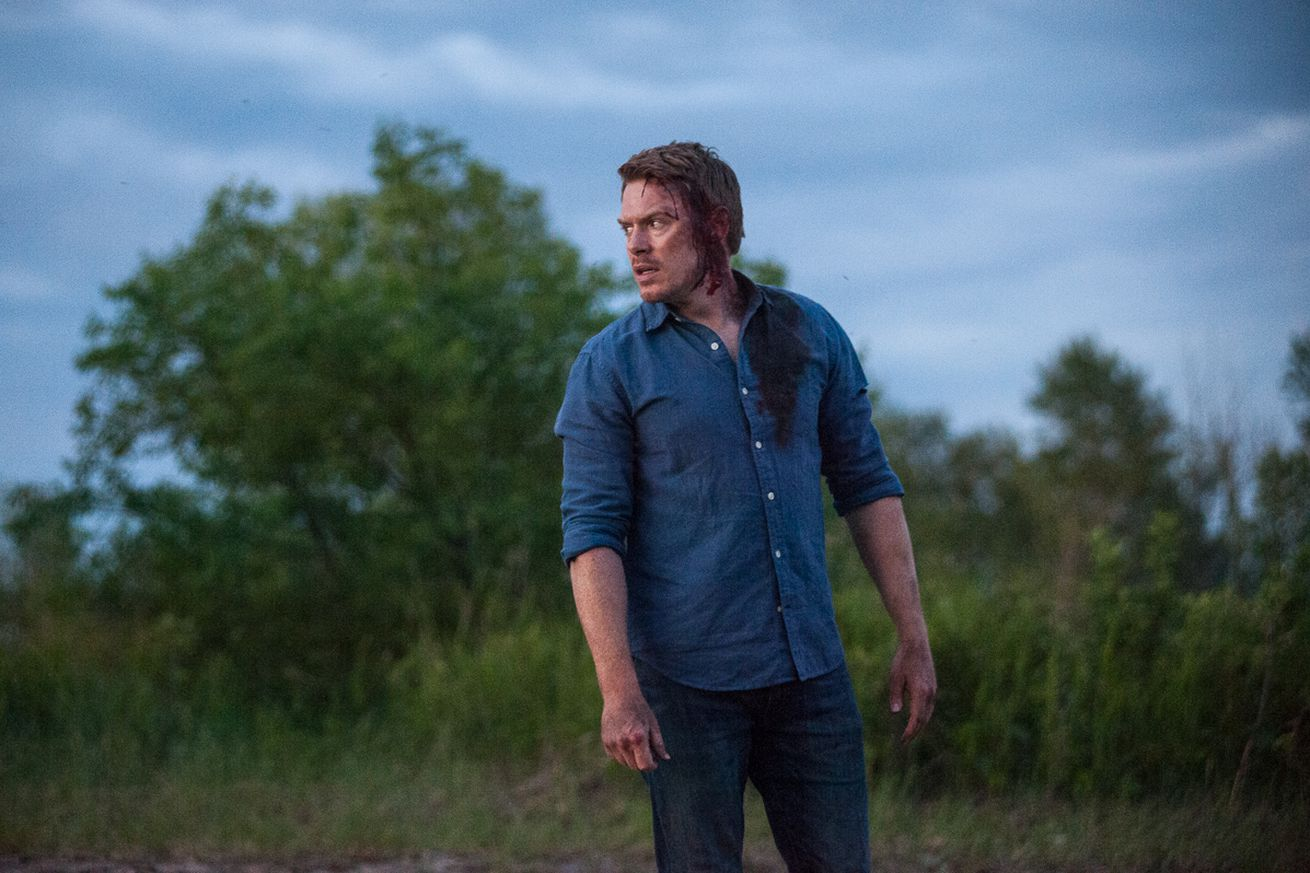 Radius starts with an unbeatable science fantasy premise, then gets weird